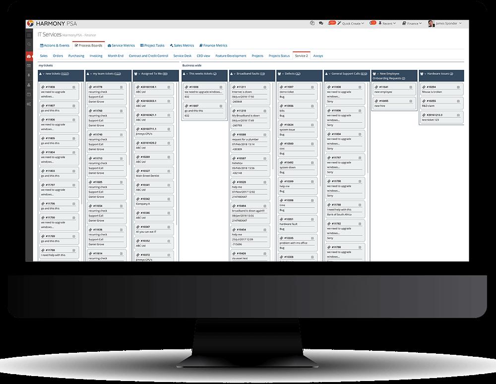 MSP Kanban Desktop