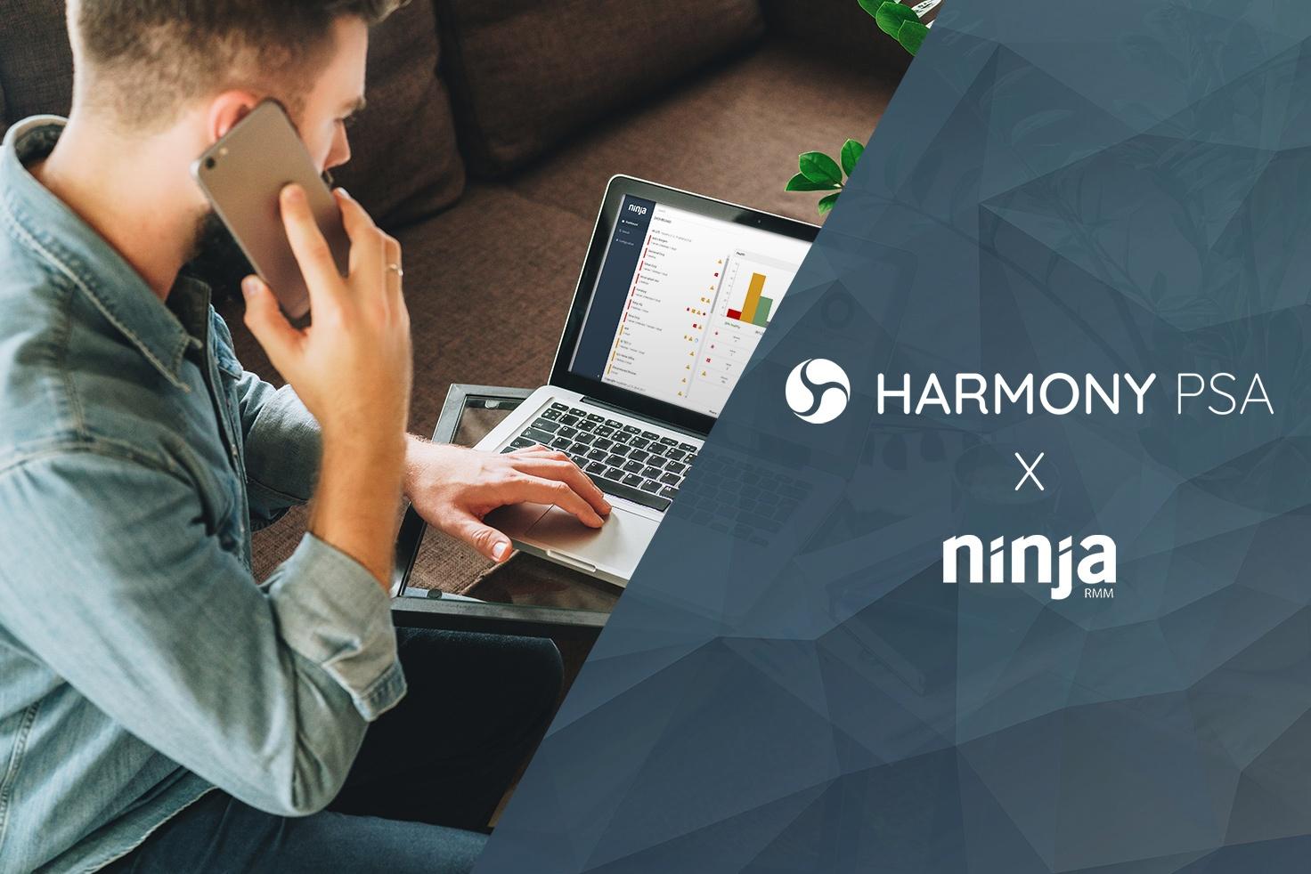 NinjaRMMxHarmony-Post