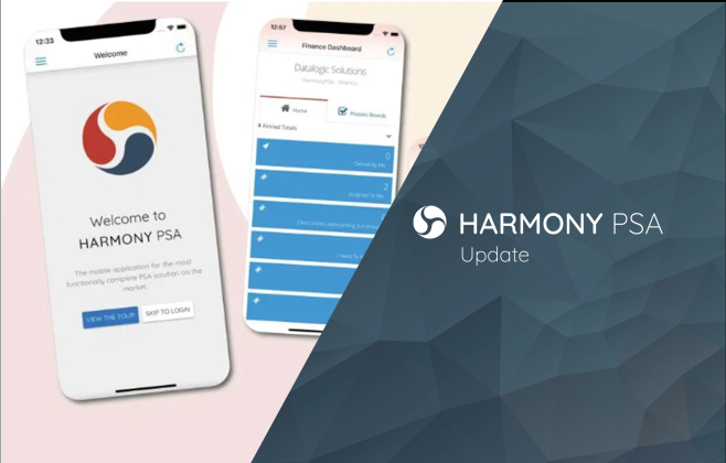 HarmonyPSA launches new mobile apps on iOS and Android