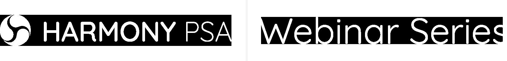 HarmonyPSA White Logo